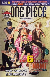 One Piece - La collection (Hachette) -6- Log 6