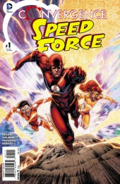 Convergence Speed Force (2015) -1- Zip-Ties