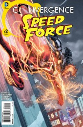 Convergence Speed Force (2015) -2- Issue 2