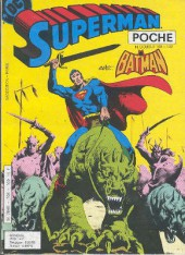 Superman (Poche) (Sagédition) -108109- Superman - Le guerrier de Mars