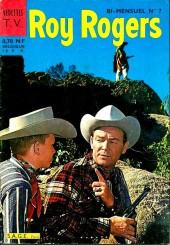Roy Rogers, le roi des cow-boys (3e série - vedettes T.V) -7- Numéro 7