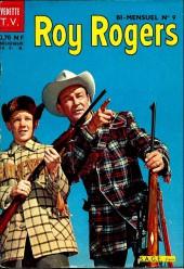 Roy Rogers, le roi des cow-boys (3e série - vedettes T.V) -9- Numéro 9
