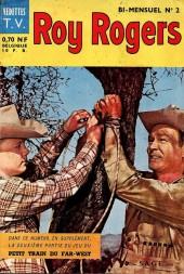 Roy Rogers, le roi des cow-boys (3e série - vedettes T.V) -2- Numéro 2