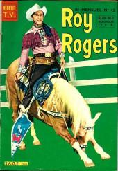 Roy Rogers, le roi des cow-boys (3e série - vedettes T.V)