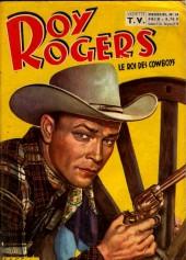 Roy Rogers, le roi des cow-boys (3e série - vedettes T.V) -34- Numéro 34