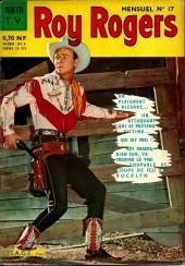 Roy Rogers, le roi des cow-boys (3e série - vedettes T.V) -17- Numéro 17