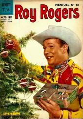 Roy Rogers, le roi des cow-boys (3e série - vedettes T.V) -18- Numéro 18
