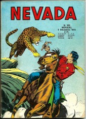 Nevada (LUG) -329- Numéro 329