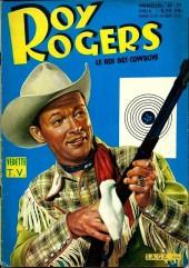 Roy Rogers, le roi des cow-boys (3e série - vedettes T.V) -29- Numéro 29