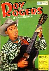 Roy Rogers, le roi des cow-boys (3e série - vedettes T.V) -31- Numéro 31