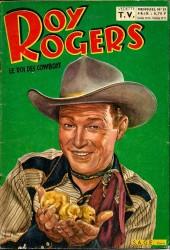 Roy Rogers, le roi des cow-boys (3e série - vedettes T.V) -33- Numéro 33