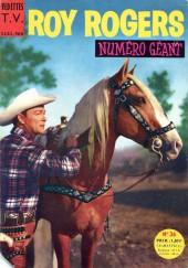 Roy Rogers, le roi des cow-boys (3e série - vedettes T.V) -36- Numéro 36