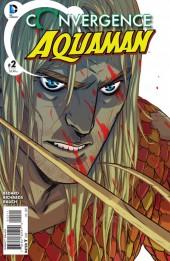 Convergence Aquaman (2015) -2- Deathblow