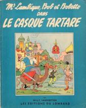 Bob et Bobette (Collection du Lombard) -2- Le casque tartare