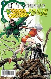 Convergence Green Lantern/Parallax (2015) -2- The Parallax View