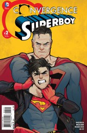 Convergence Superboy (2015) -2- The Hero's Return, Part Two