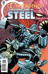 Convergence Superman: Man of Steel (2015) -1- Divided We Fall