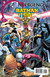 Convergence Batman and the Outsiders (2015) -1- The New Normal