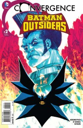 Convergence Batman and the Outsiders (2015) -2- Untitled