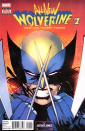 All-New Wolverine (2016) -1- Snikt!