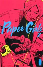 Paper Girls (Image comics - 2015) -2- Paper Girls