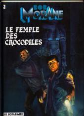 Bob Morane 3 (Lombard) -42a95- Le temple des crocodiles