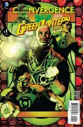 Convergence Green Lantern Corps (2015) -1- Good Guys and Bad Guys