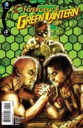 Convergence Green Lantern Corps (2015) -2- Untitled