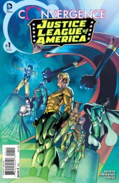 Convergence Justice League of America (2015) -1- Heroes Interrupted