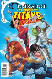 Convergence New Teen Titans (2015) -1- Opposing Truths