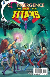 Convergence New Teen Titans (2015) -2- Game of Heroes