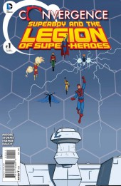 Convergence Superboy and the Legion of the Super-Heroes (2015) -1- Part One: My Home in the Sky