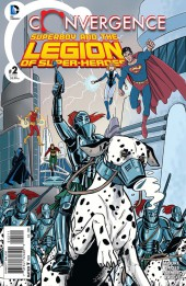 Convergence Superboy and the Legion of the Super-Heroes (2015) -2- Part Two: Down in The Bunker