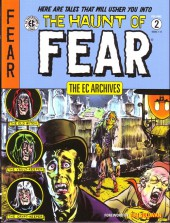 EC Archives (The) -92- The haunt of fear (Volume 2)