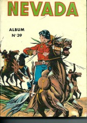 Nevada (LUG) -REC39- Album N°39 (du n°287 au n°290)