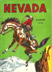 Nevada (LUG) -Rec40- Album N°40 (du n°291 au n°294)