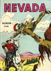 Nevada (LUG) -Rec46- Album N°46 (du n°315 au n°318)
