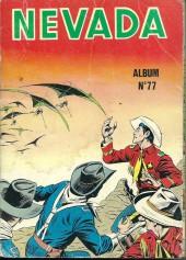 Nevada (LUG) -REC77- Album N°77 (du n°428 au n°430)