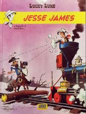 Lucky Luke -35b14- Jesse James