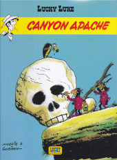 Lucky Luke -37b14- Canyon Apache