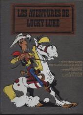 Lucky Luke (Intégrale luxe) -5E- Tomes 21 à 25