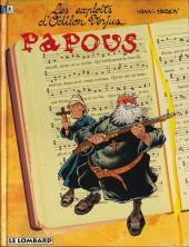 Odilon Verjus (Les exploits d') -1- Papous