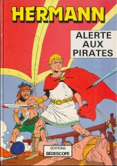 Couverture de Alerte aux pirates