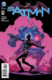 Batman (2011) -45- Superheavy, Part Five