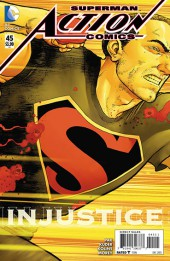 Action Comics (2011) -45- Blind Justice - Part One