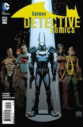 Detective Comics (2011) -45- Of Giants and Men