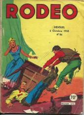 Rodéo -86- Miki le ranger