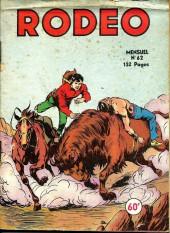 Rodéo -62- Numéro 62