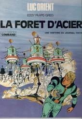 Luc Orient -5a76- La forêt d'acier