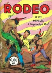 Rodéo -109- Miki le ranger